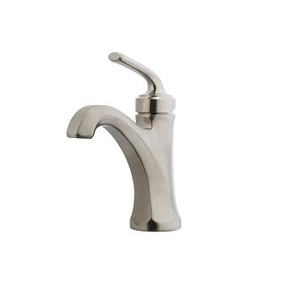 Pfister LG42-DE0  Arterra 1.2 GPM Single Hole Bathroom Faucet with Metal Pop-Up Assembly