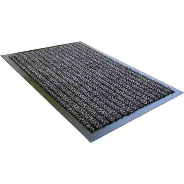 Floortex FR42432ULTGR Doortex Ultimat 24 x 32 in. Rectangular Indoor Entrance Mat Gray