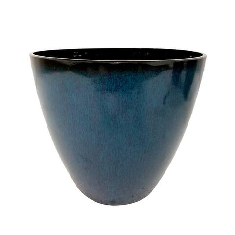 """The Your Choice Patio and Indoor Garden 12"""" Plastic Resin Planter Pot - 12 Inches"""