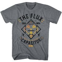 American Classics Back To The Future Flux Streetwear T Shirt