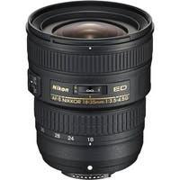 Nikon AF-S NIKKOR 18-35mm f/3.5-4.5G ED Lens (Open Box)
