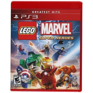LEGO Marvel Super Heroes - PlayStation 3