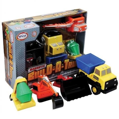 Mix or Match: Build-A-Truck