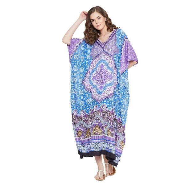 Maxi Dress Beach Wear Resort Clothing Bohemian Dress Sheer Gown Plus size Clothing Handloom Kaftan Long Maxi dress Maternity Dress
