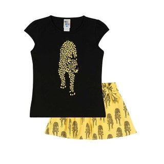 Pulla Bulla Shirt and Skort Set for girls ages 2-10 years