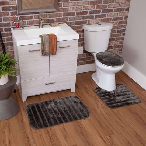 Mohawk Home Veranda Bath Rug 3 Piece Set