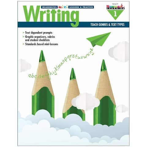 (2 Ea) Mini Lessons & Practice Writng Gr 1 Meaningful