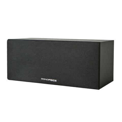 Monoprice Premium Home Theater Center Channel Speaker 11948 Home Theater Center Channel Speaker