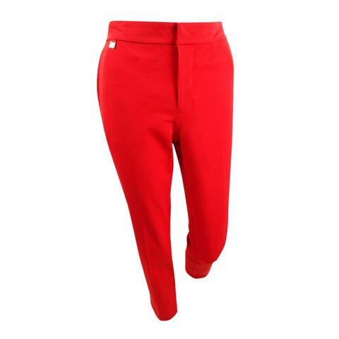 Lauren Ralph Lauren Women's Stretch Skinny Pants - 6