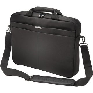 "Kensington K62618WW Kensington K62618WW Carrying Case for 14.4"" Notebook, Tablet, Key, Wallet, Smartphone - Black - Handle,"