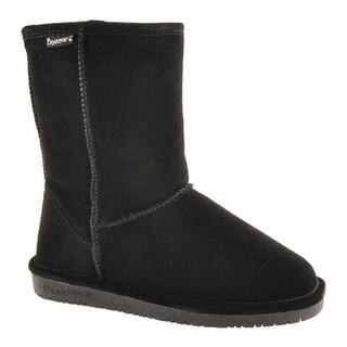 Bearpaw Women's Emma Short Boot Black