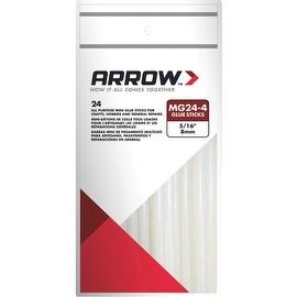 """Arrow 24Pk 4"""" Glue Sticks"""