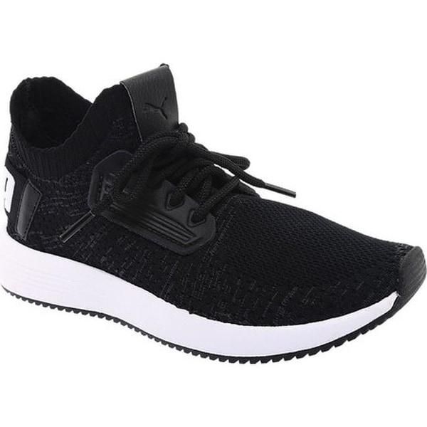 Uprise Knit Sneaker PUMA Black