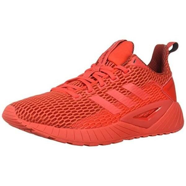 quality design c05cf cf2ce Adidas Men  x27 s Questar Cc Running Shoe, Core Red, Core Red