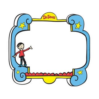 Dr Seuss If I Ran The Circus Ticket