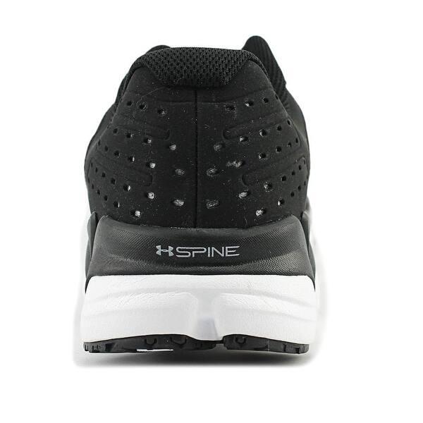 online store c5e6e caf07 Shop Under Armour Spine Disrupt BLK/BLK/WHT Running Shoes ...