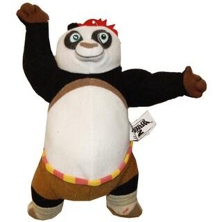 """Kung Fu Panda 6.5"""" Plush Panda With A Fist - multi"""
