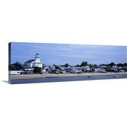 Premium Thick-Wrap Canvas entitled Provincetown Cape Cod MA