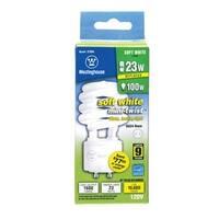 Westinghouse 37994 Mini-Twist Compact Fluorescent Bulb, 23 Watt