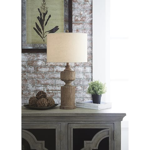 """Madelief 29 Inch Poly Table Lamp - 28.75"""" H"""
