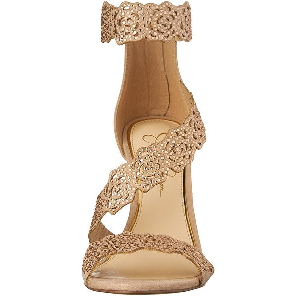 Jessica Simpson Womens Geela Dress Sandal