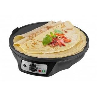 Kalorik CRM 43667 BK 2 in 1 Crepe & Pancake Maker