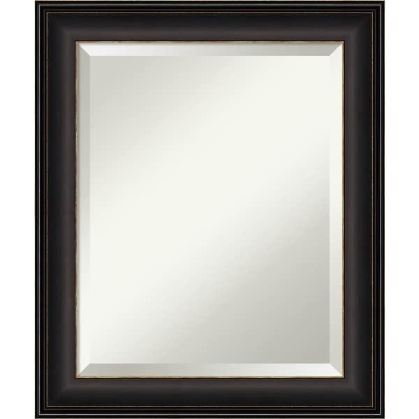 Trio Oil Rubbed Bronze Bathroom Vanity Wall Mirror