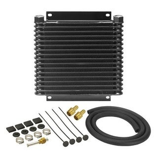 24,000 GVW Series 17 Row Plate & Fin Transmission Cooler Kit