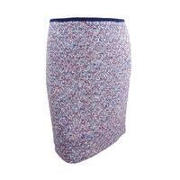 Tahari ASL Women's Boucle Pencil Skirt