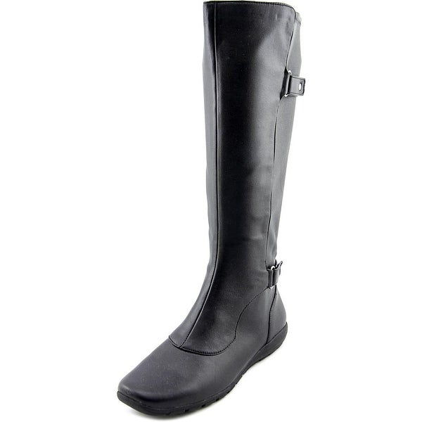 Easy Spirit Adriano Round Toe Synthetic Knee High Boot