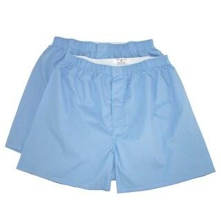 Munsingwear Men's Big and Tall Woven Gripper Boxer Underwear - 2XL
