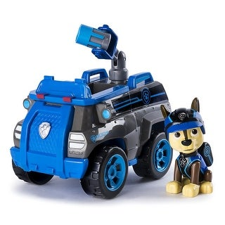 Paw Patrol Mission Paw Vehicle: Chase's Police Cruiser - Multi