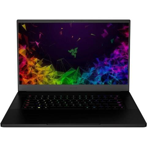 Razer Blade RZ09-02386E91 Laptop - Intel Core i7 8750H 8th Gen 2.20 GHz 16GB 256GB SSD Windows 10 Home - Bluetooth, Webcam
