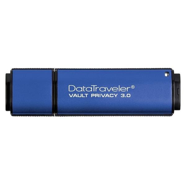 Kingston Dtvp30/32Gb 32Gb Datatraveler Vault Privacy 3.0 Standard Usb Flashdrive