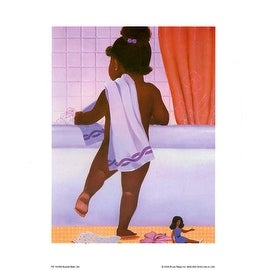Shop Bubble Bath Girl By Stanley Morgan African