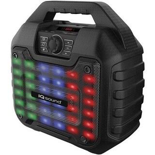 Iq Sound IQ-2525BT 5.25 in. Portable Bluetooth Audio System