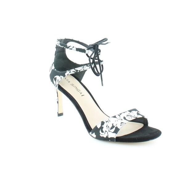 Via Spiga Skylar Women's Heels Blk/Wht