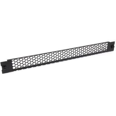 Startech Blanking Panel – 1U – Vented – 19In – Tool-Less – Steel – Black – Taa Compliant – Blank Rack Panel – Fille