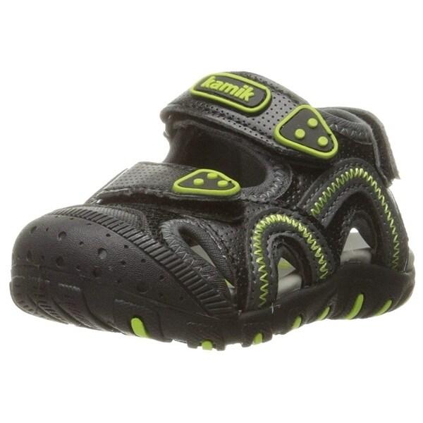 c715e0d7f Shop Kids Kamik Boys Seaturtle Slip On Boat Shoes - Free Shipping On ...