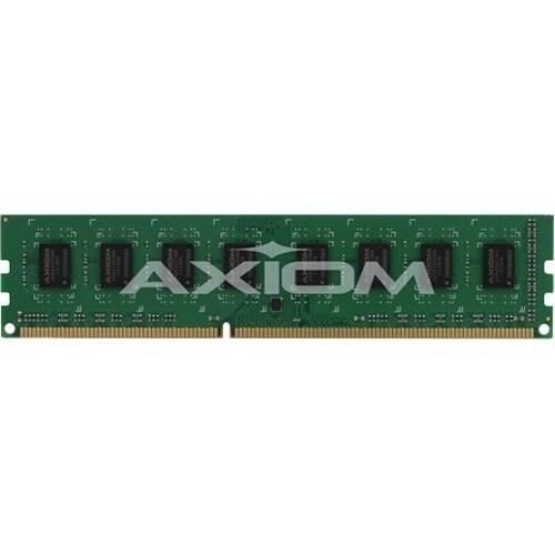"""Axion AX31333E9Z/8L Axiom 8GB Low Voltage ECC Module PC3L-10600 Unbuffered ECC 1333MHz 1.35v - 8 GB - DDR3 SDRAM - 1333 MHz"