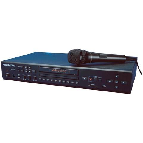 Karaoke Usa(Tm) - Dv102 - Dvd Cdg Mp3g Karaoke Plyr