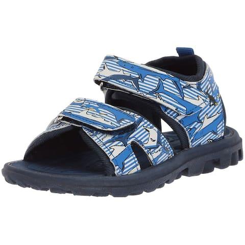 Kids Joules Boys Y_JNRROCK Ankle Strap Sport Sandals