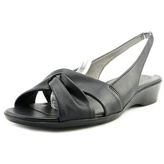 Life Stride Mimosa 2 WW Open-Toe Synthetic Slingback Sandal
