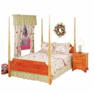 Bed Heirloom Pine Queen Pencil Post Maple Posts