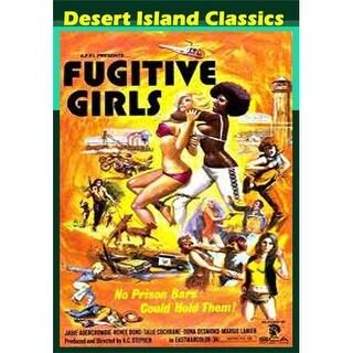Fugitive Girls DVD Movie 1974