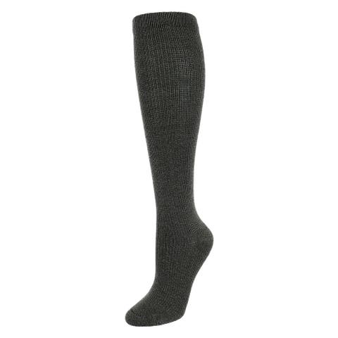 Dr Scholls Women's Marled Knee High Compression Socks