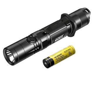 NITECORE MH12GTS 1800 Lumen Long Throw USB Rechargeable Flashlight