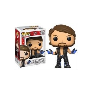 POP WWE: AJ Styles Vinyl Figure