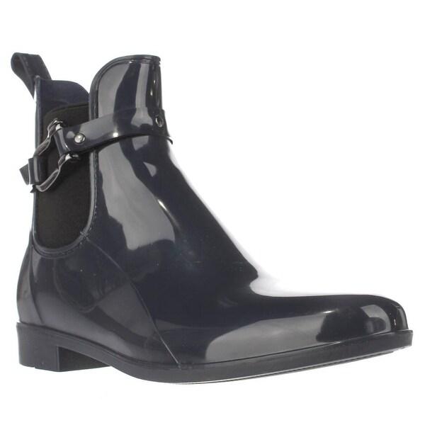 Nautica Seacoast Short Rain Boots, Navy - 7 us / 37.5 eu