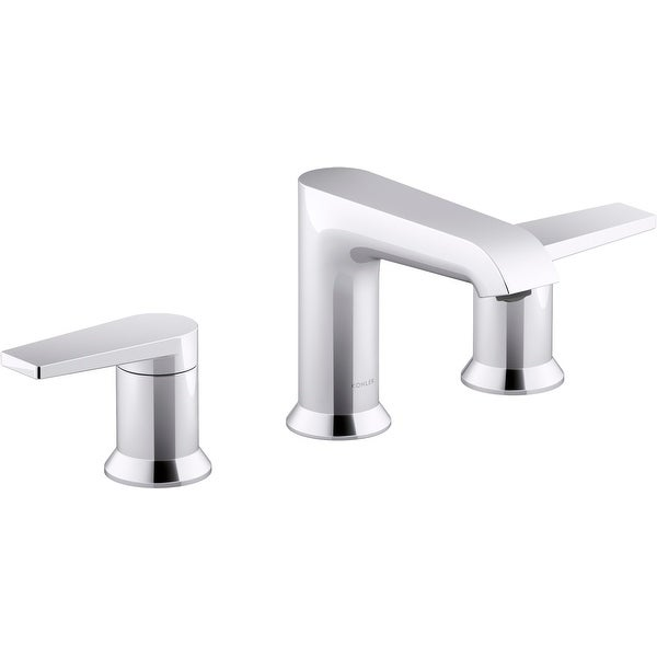 Kohler K-97093-4 Hint 1.2 GPM Widespread Bathroom Faucet with Pop-Up Drain